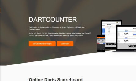 Dartcounter App