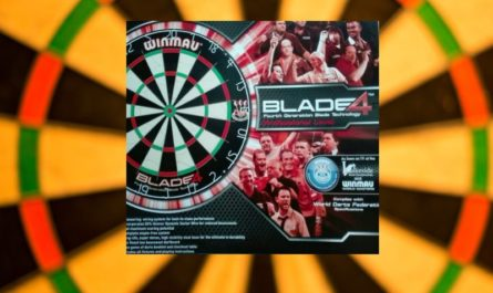 Winmau Blade 4 Review
