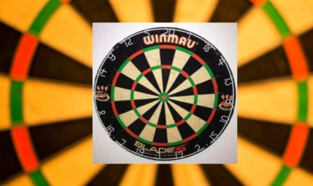 Winmau blade 5 Dartboard review