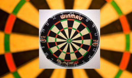 Winmau blade 5 Dartboard review