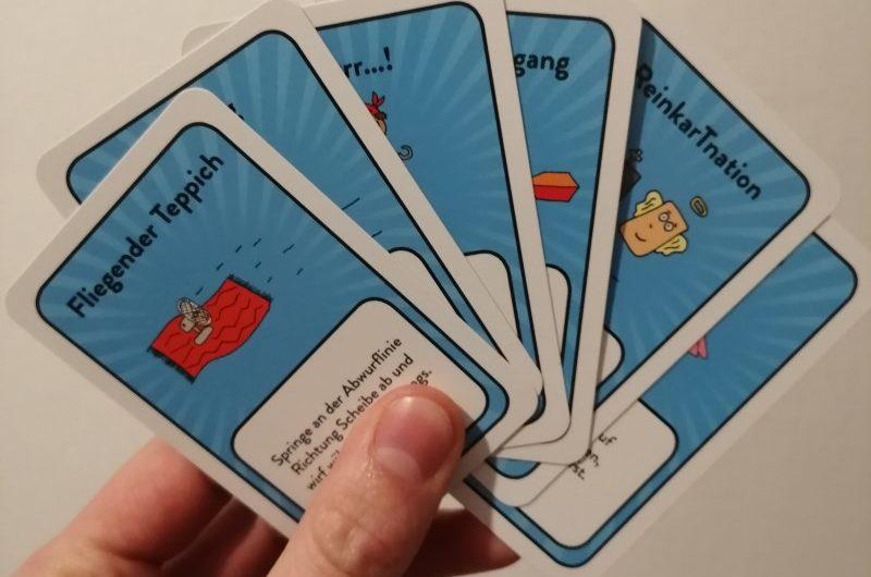 Freaky Darts – das Darts Kartenspiel