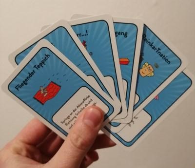 Freaky Darts Karten